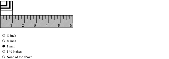 Sample Problem for Measuring Objects