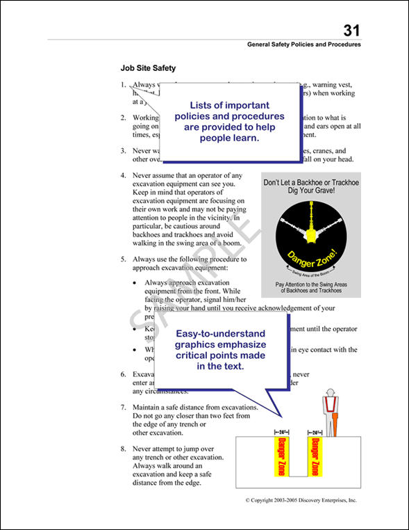 PULSE Reading Materials Guide Sample Page 5