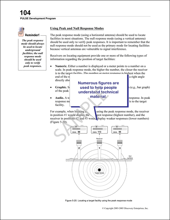 PULSE Reading Materials Guide Sample Page 13